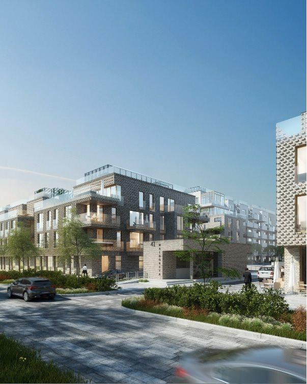 Mieszkanie trzypokojowe na sprzedaż Osiedle Awangarda Warszawa, Bemowo, Waldorffa 41  75m2 Foto 1
