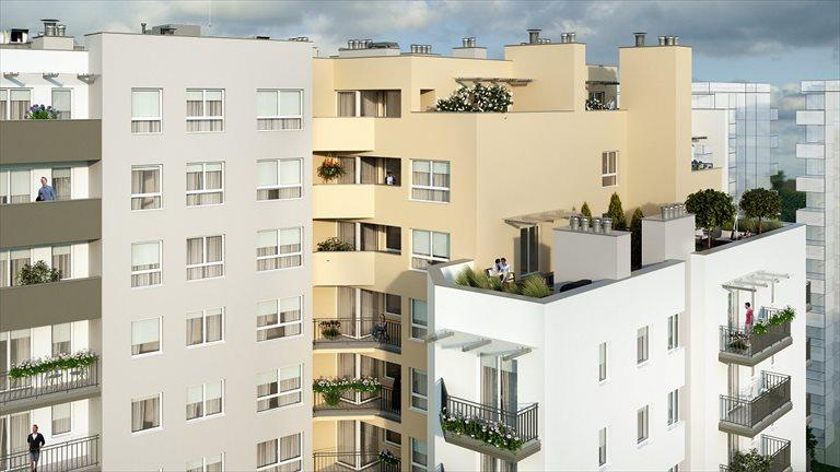 Nowe mieszkanie trzypokojowe Własne Miejsce  Kraków, Podgórze, Szpakowa 10  47m2 Foto 5