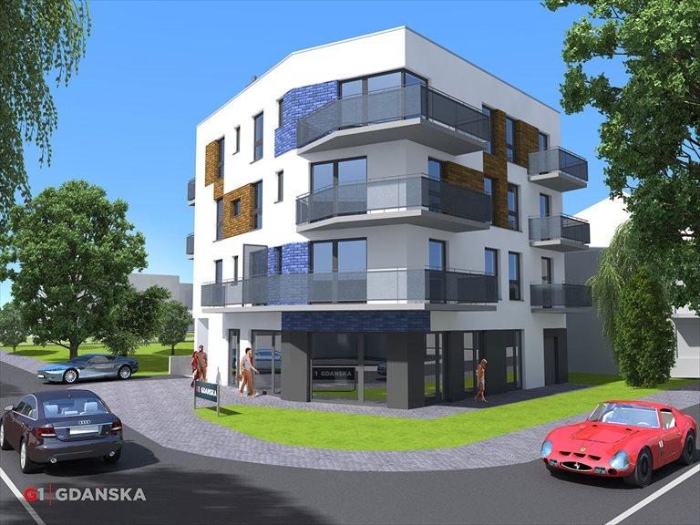 Nowe mieszkanie dwupokojowe Gdańska 1 Kraków, Prądnik Czerwony, Gdańska 1  39m2 Foto 1