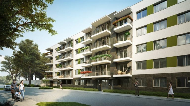 Nowe mieszkanie trzypokojowe Oliwkowe Łódź, Widzew, UL.Przybyszewskiego 211  84m2 Foto 3