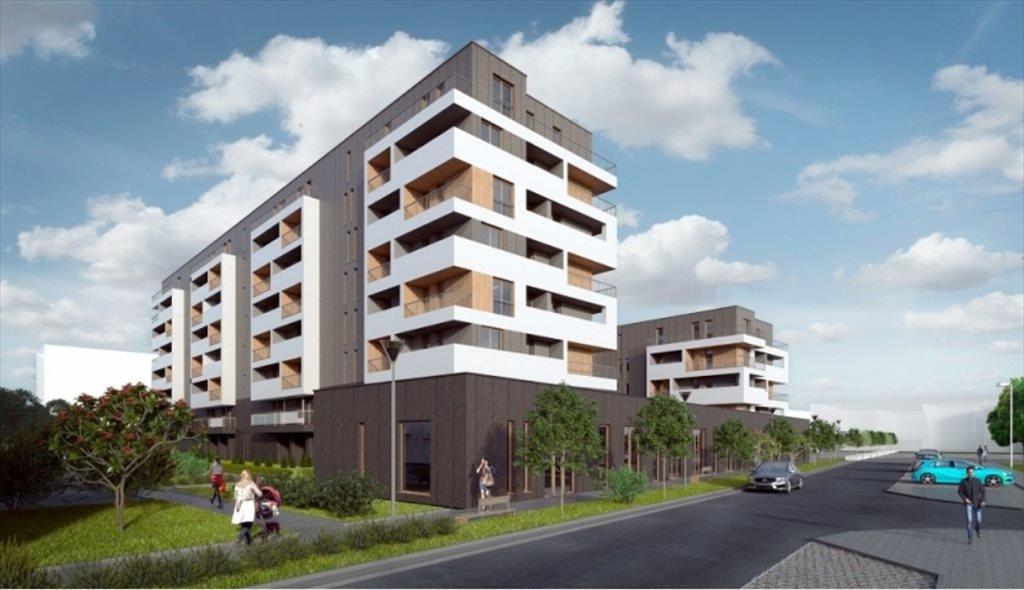 Nowe mieszkanie trzypokojowe HYNKA ETAP II Kraków, Czyżyny, Hynka  60m2 Foto 1