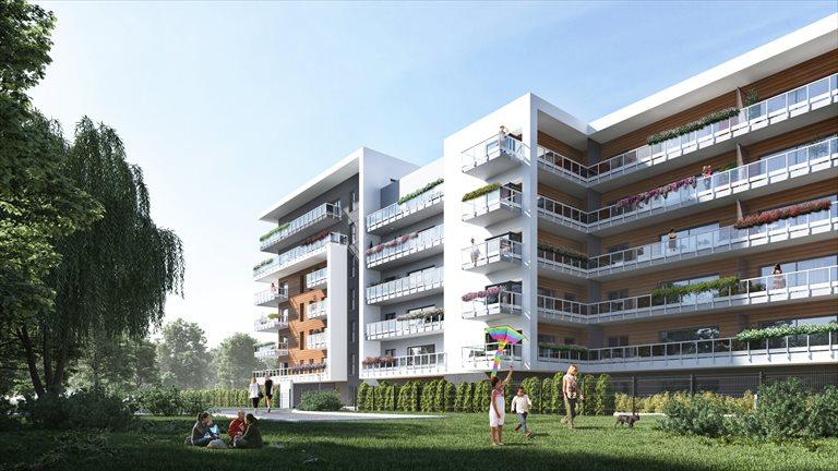 Nowe mieszkanie SREBRZYŃSKA PARK III Łódź, Polesie, Srebrzyńska 42B  128m2 Foto 4