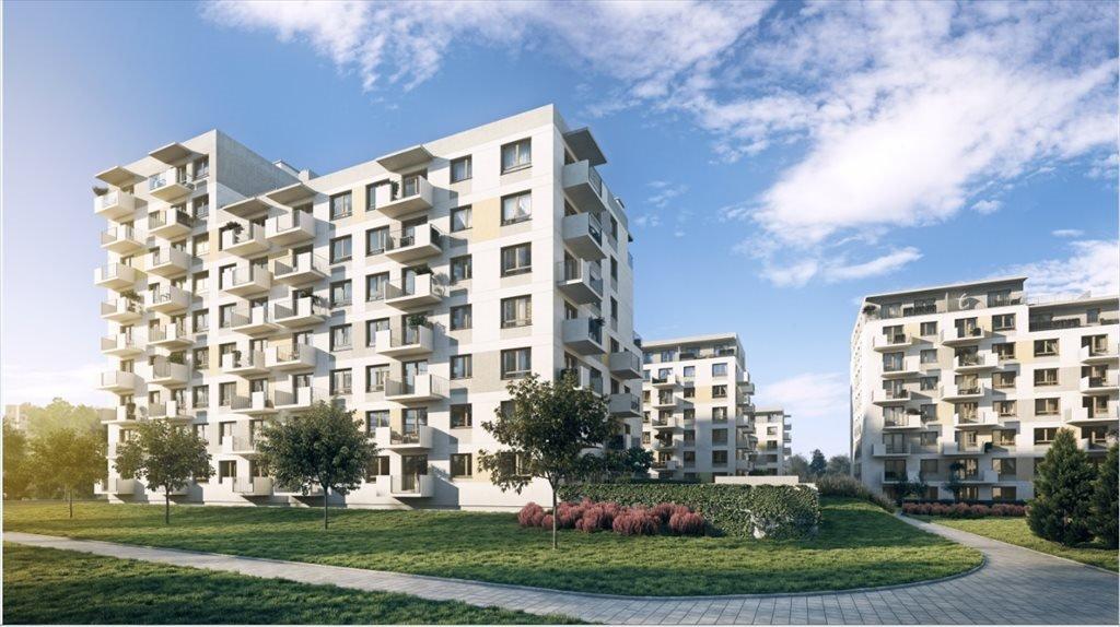 Nowe mieszkanie dwupokojowe Park Skandynawia Warszawa, Praga Południe, Jana Nowaka-Jeziorańskiego 8  56m2 Foto 1