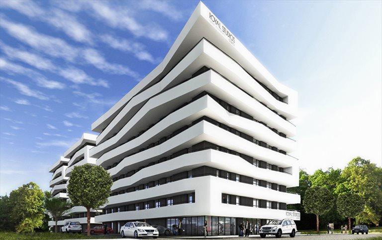 Nowe mieszkanie trzypokojowe Royal Smart Studios Etap II Gliwice, Politechnika, Pszczyńska 51  40m2 Foto 2