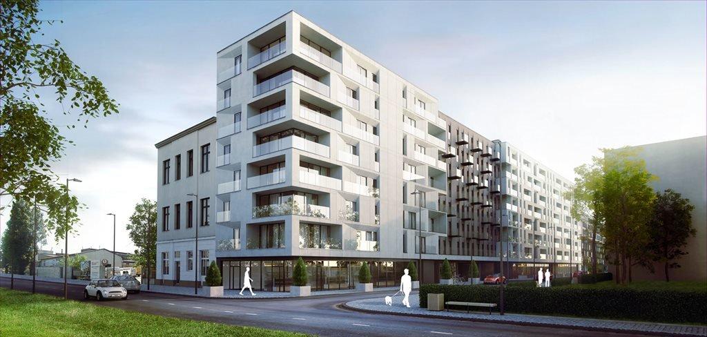 Mieszkanie czteropokojowe  na sprzedaż Zabłocie Concept House Kraków, Kazimierz, ul. Ślusarska  104m2 Foto 1