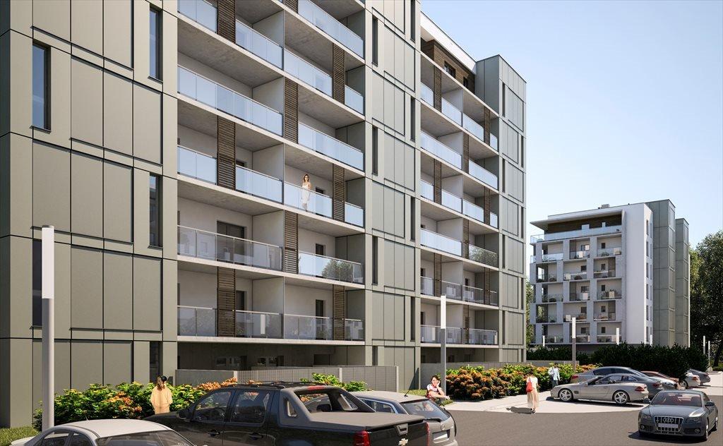 Nowe mieszkanie dwupokojowe Dzielnica Parkowa Rzeszów, Słocina, Paderewskiego  43m2 Foto 4
