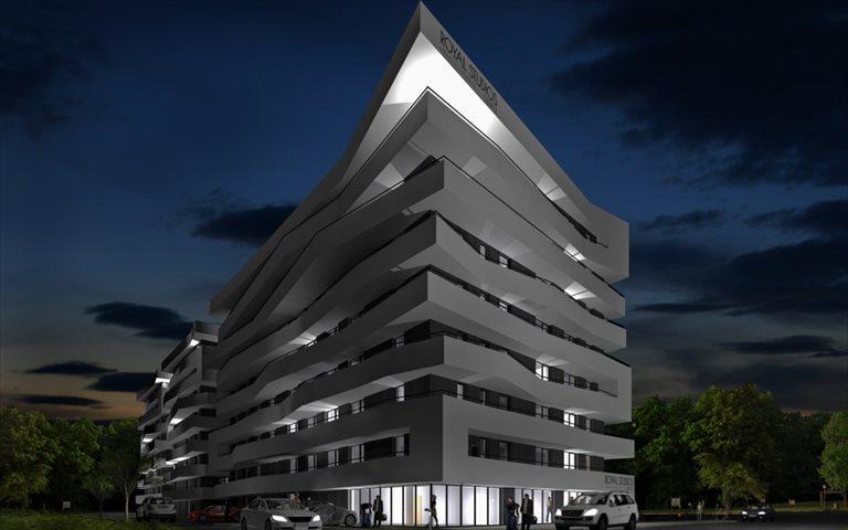 Nowe mieszkanie trzypokojowe Royal Smart Studios Etap II Gliwice, Politechnika, Pszczyńska 51  40m2 Foto 5