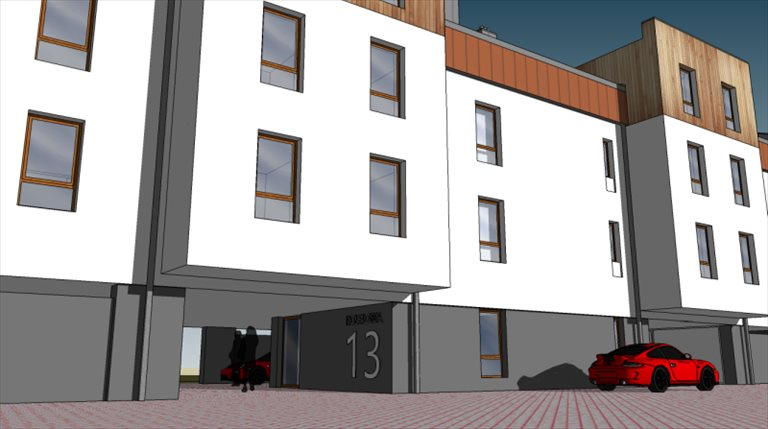 Nowe mieszkanie czteropokojowe  Apartamenty Szyba Ełk, ul. Kolejowa 13  110m2 Foto 6