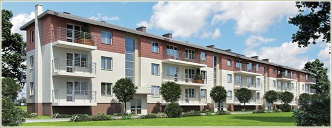 Nowe mieszkanie dwupokojowe Zielone Osiedle 2 Toruń, Stawki, Szuwarów 1  34m2 Foto 4