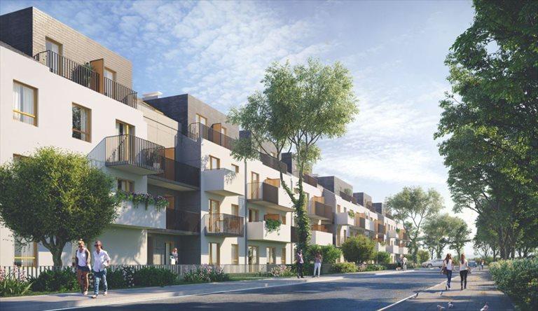 Nowe mieszkanie czteropokojowe  Osiedle Śliwowa Wrocław, Maslice, Śliwowa  66m2 Foto 1