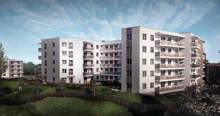 Nowe mieszkanie trzypokojowe Villa Antoniuk   Białystok, Dziesięciny II, Antoniuk Fabryczny 40/48  50m2 Foto 3