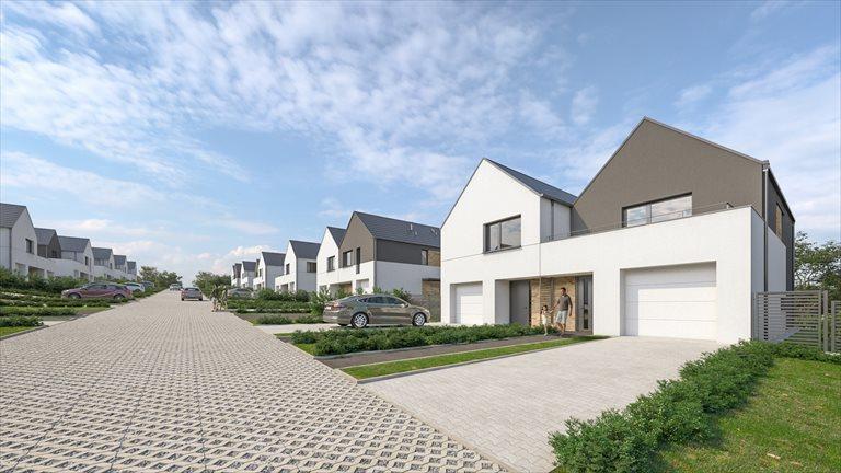 Nowy dom Osiedle Na Wzgórzu Gruszczyn, Nowowiejskiego  113m2 Foto 6