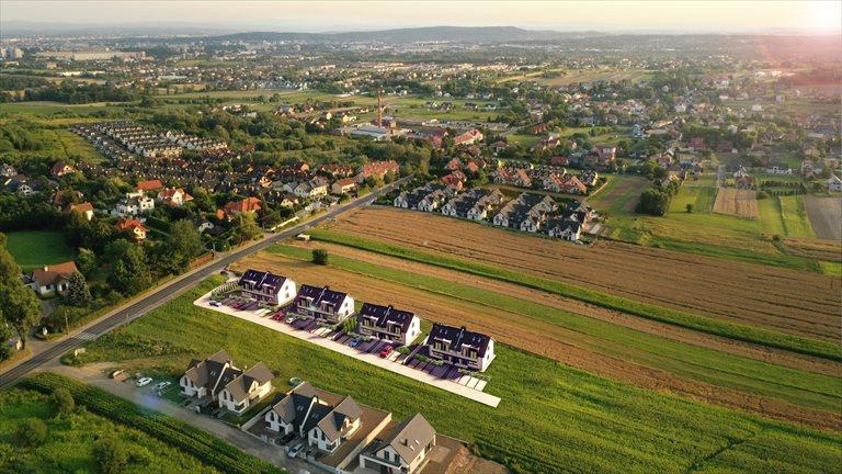 Nowe mieszkanie trzypokojowe Osiedle Ulica Srebrna Zielonki, Marszowiec, Ulica Srebrna, Galicyjska  62m2 Foto 7