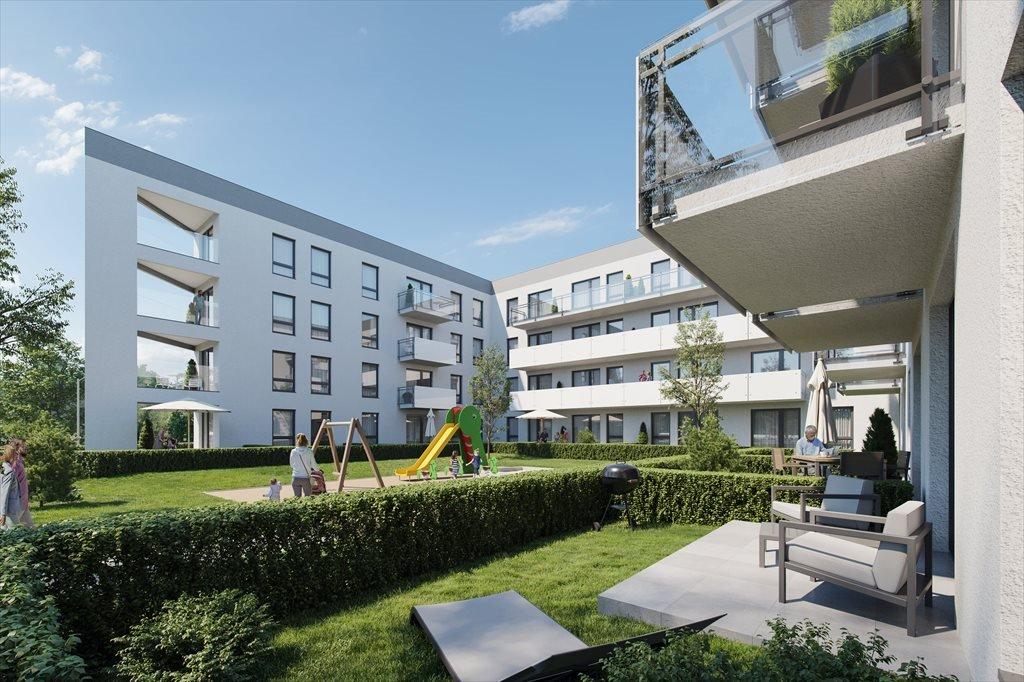 Mieszkanie dwupokojowe na sprzedaż Nadmorskie Tarasy Gdynia, inż. Jana Śmidowicza 33  36m2 Foto 1