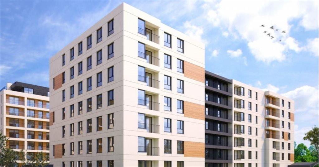 Nowe mieszkanie trzypokojowe DĄBSKA ETAP III Kraków, Grzegórzki, ul. Dąbska  52m2 Foto 2