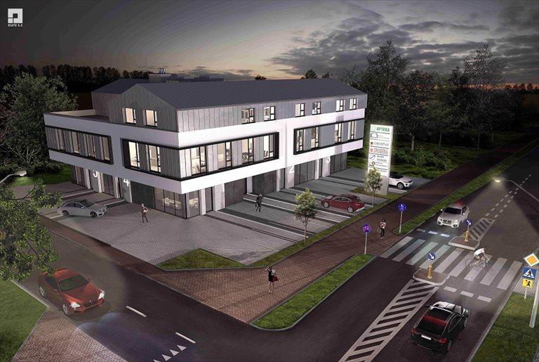 Nowy lokal użytkowy ATRIUM OFFICE  Lubiczów, Warszawska 65  570m2 Foto 3