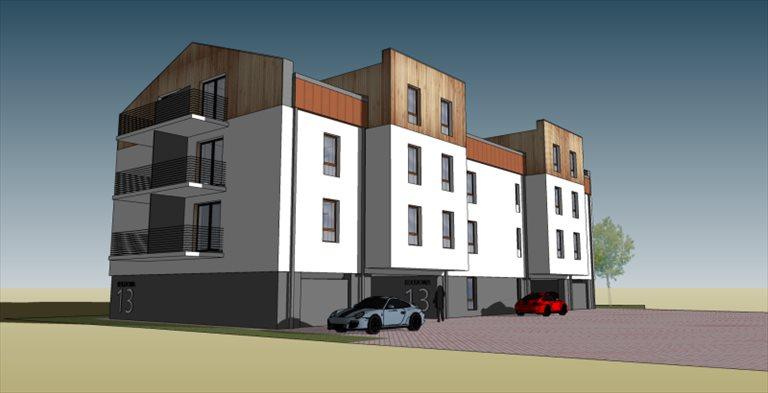 Nowe mieszkanie czteropokojowe  Apartamenty Szyba Ełk, ul. Kolejowa 13  110m2 Foto 2