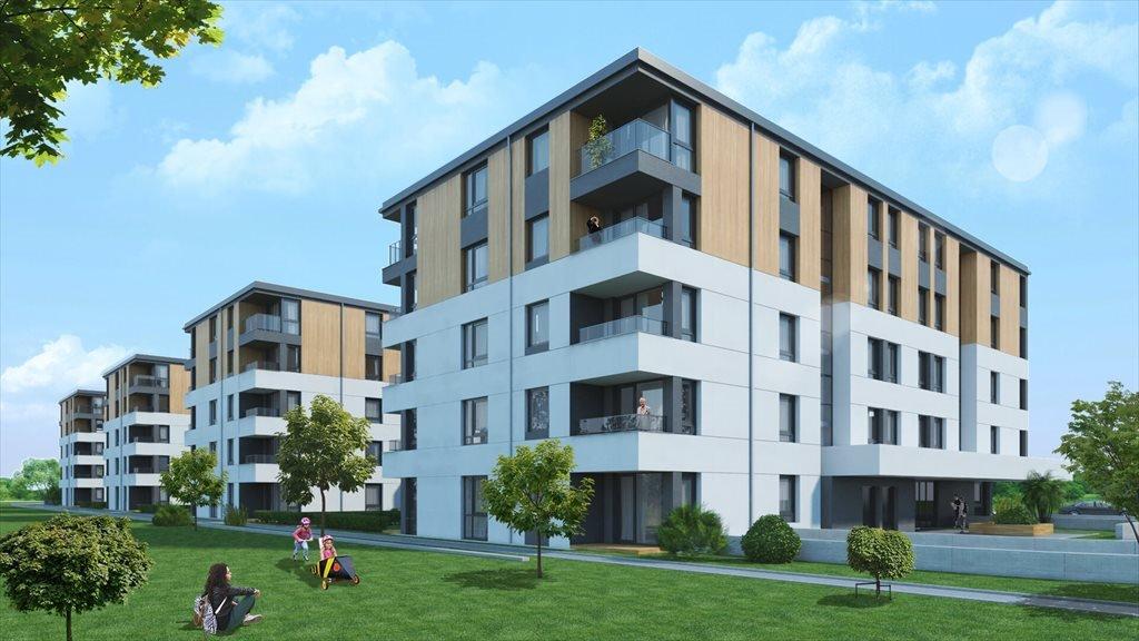 Nowe mieszkanie trzypokojowe Kmicica Łódź, ul. Kmicica  55m2 Foto 7
