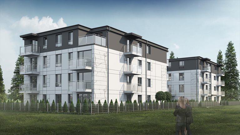 Nowe mieszkanie trzypokojowe APARTAMENTY STYLOWA Warszawa, Wawer, Stylowa/Koryncka  49m2 Foto 4