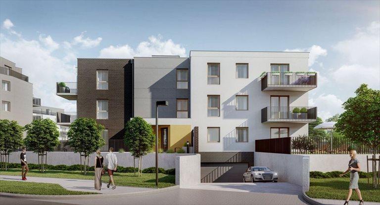 Nowe mieszkanie dwupokojowe KAJDASZA Wrocław, Krzyki, Kajdasza  69m2 Foto 4