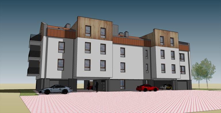 Nowe mieszkanie czteropokojowe  Apartamenty Szyba Ełk, ul. Kolejowa 13  110m2 Foto 3