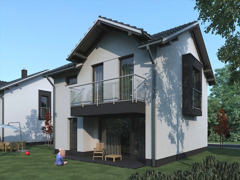 Domy wolnostojące - Nowe osiedle Niepołomice Niepołomice, Centrum, Wrzosowa  Foto 3