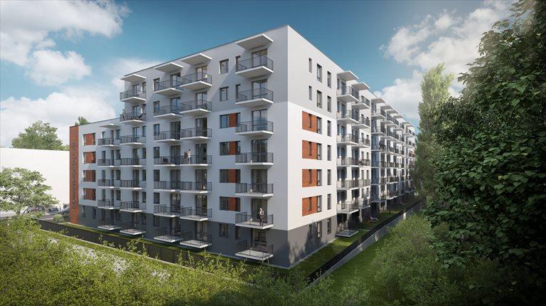 Nowe mieszkanie dwupokojowe Sowińskiego 78 Szczecin, Nowe Miasto, Sowińskiego 78  50m2 Foto 4