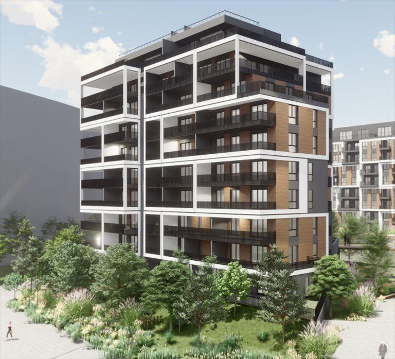Nowe mieszkanie dwupokojowe INSPIRE Katowice, Dolina Trzech Stawów, Gen. W. Sikorskiego 41  52m2 Foto 4