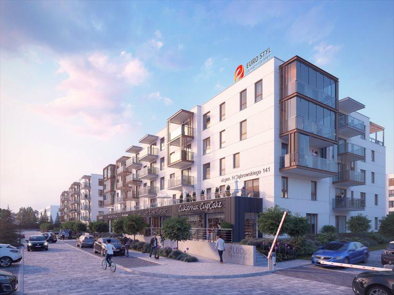Nowe mieszkanie trzypokojowe Osiedle Locus Rumia, Janowo, Stoczniowców  58m2 Foto 1