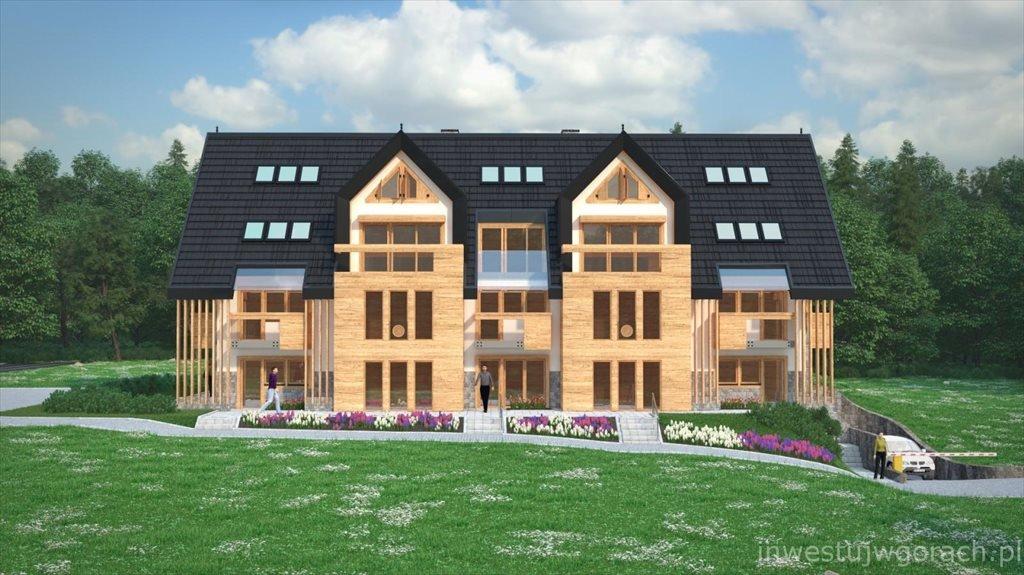 Nowe mieszkanie dwupokojowe Antałówka Residence Zakopane, Droga na Antałówkę 11  39m2 Foto 4