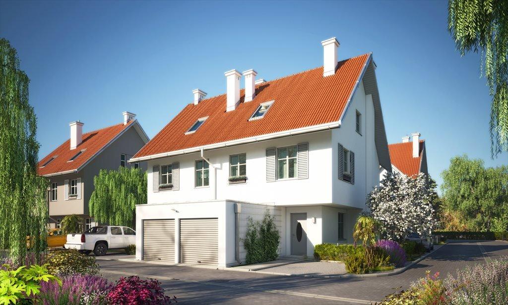 Nowy dom Osiedle Kolorowe 2 Nowa Wola  80m2 Foto 1