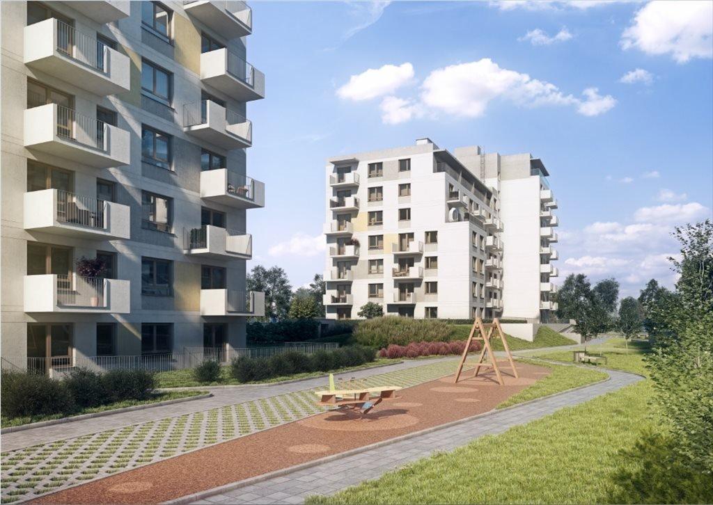 Nowe mieszkanie dwupokojowe Park Skandynawia Warszawa, Praga Południe, Jana Nowaka-Jeziorańskiego 8  46m2 Foto 2