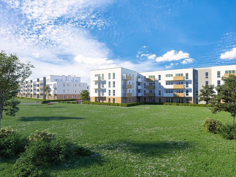 Mieszkanie dwupokojowe na sprzedaż Zielone Ogrody Wrocław, ul. Dożynkowa  37m2 Foto 1