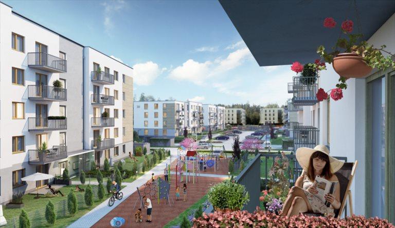 Nowe mieszkanie dwupokojowe Osiedle przy Błoniach Rumia, Janowo, Błoń Janowskich  41m2 Foto 6