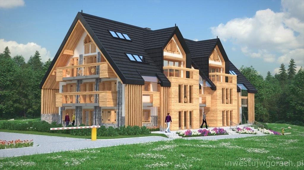 Nowe mieszkanie dwupokojowe Antałówka Residence Zakopane, Droga na Antałówkę 11  39m2 Foto 1