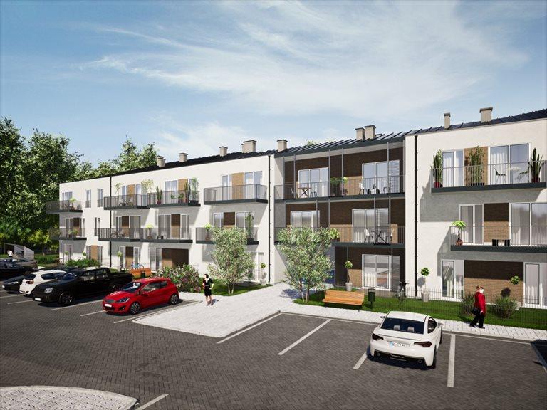 Nowe mieszkanie trzypokojowe Kleszczewo Park Kleszczewo  60m2 Foto 1
