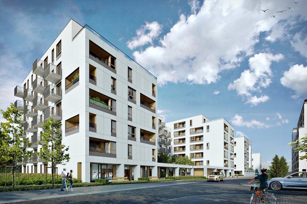 Nowe mieszkanie trzypokojowe Holm House 2 Warszawa, Mokotów, ul. Abranowskiego  63m2 Foto 1