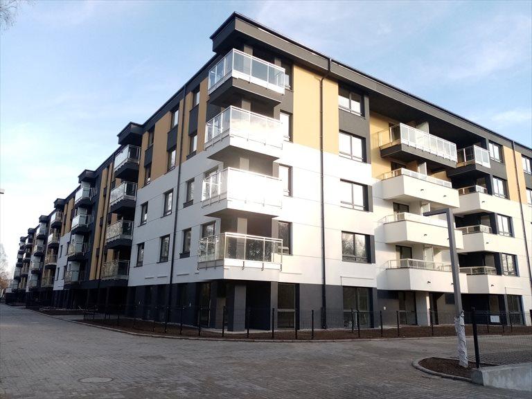 Nowe mieszkanie trzypokojowe Kmicica Łódź, ul. Kmicica  55m2 Foto 1