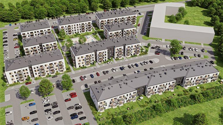 Nowe mieszkanie dwupokojowe Kleszczewo Park Kleszczewo  52m2 Foto 7