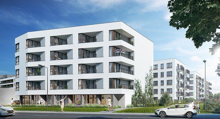 Nowe mieszkanie dwupokojowe Osiedle na Smolnej  VII Poznań, Nowe Miasto, Smolna 13  42m2 Foto 4