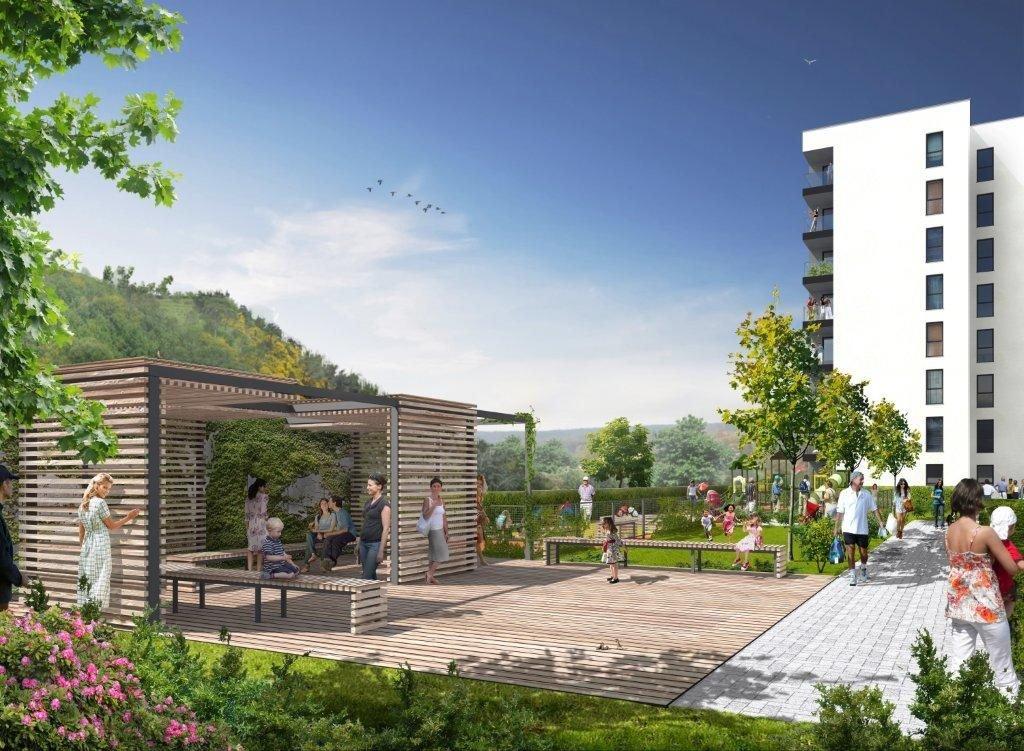 Nowe mieszkanie czteropokojowe  Signum Etap II Gdynia, Pogórze, ul. Żelazna 14  67m2 Foto 3