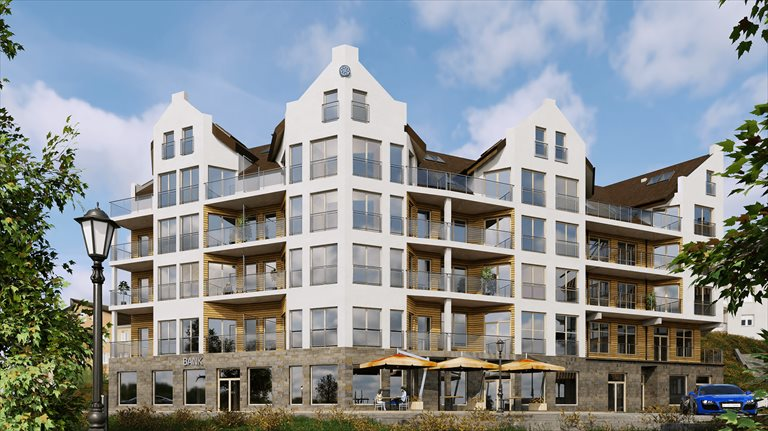 Nowe mieszkanie trzypokojowe Pułaskiego Square 4/5  Ełk, Pułaskiego 4  57m2 Foto 2