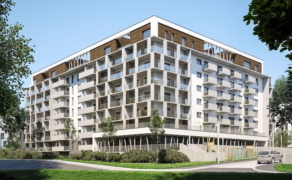 Nowe mieszkanie dwupokojowe Dzielnica Parkowa Rzeszów, Słocina, Paderewskiego  43m2 Foto 8