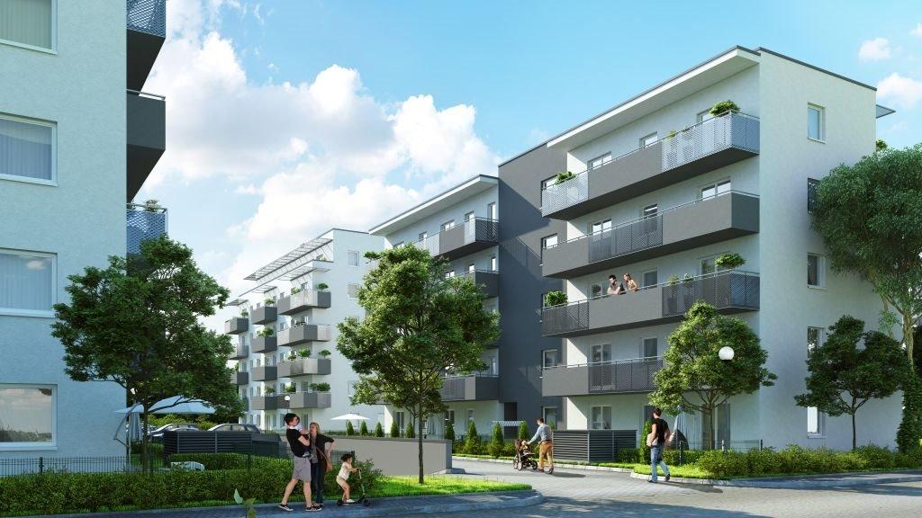 Nowe mieszkanie trzypokojowe Malta Wołkowyska Poznań, Rataje, Wołkowyska  77m2 Foto 7