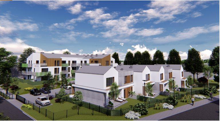 Nowe mieszkanie dwupokojowe Przystań Stawki Toruń, Stawki, Włocławska 33  37m2 Foto 1