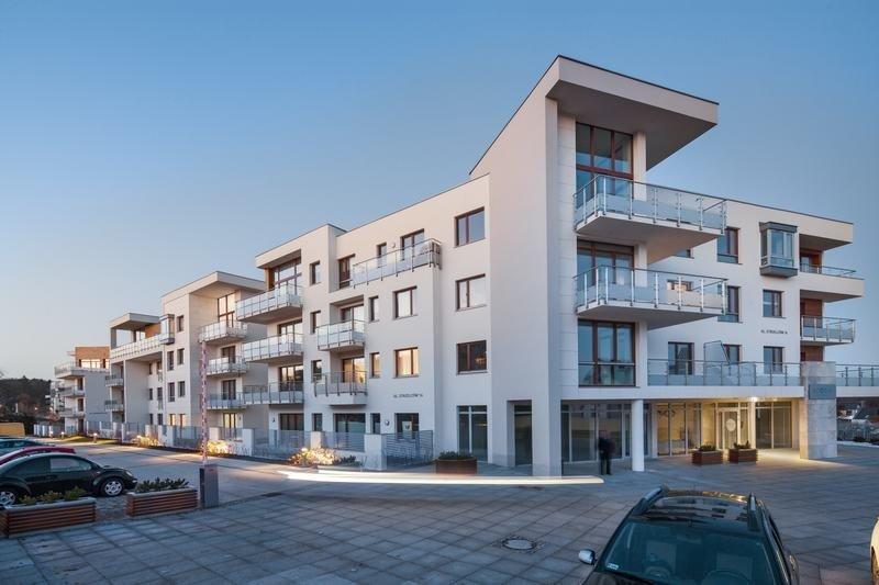 Mieszkanie trzypokojowe na sprzedaż Altoria Apartamenty Gdynia, Mały Kack, Strzelców  76m2 Foto 1