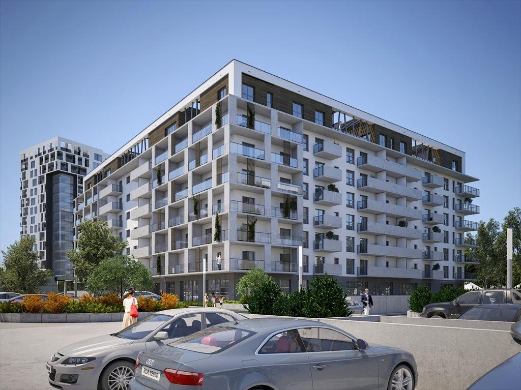 Nowy lokal użytkowy Dzielnica Parkowa - N.G.DEVELOPMENT Rzeszów, Paderewskiego  33m2 Foto 1