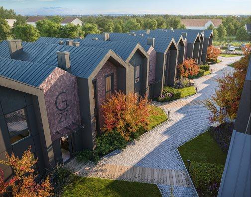 Nowe mieszkanie trzypokojowe Ogrody Neptuna Gdańsk, Gdańsk Olszynka, ul. Olszyńska  57m2 Foto 3