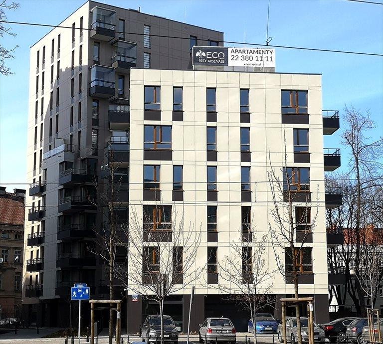 Nowe mieszkanie czteropokojowe  PRZY ARSENALE Warszawa, Śródmieście, Al.Solidarności 60B  102m2 Foto 1