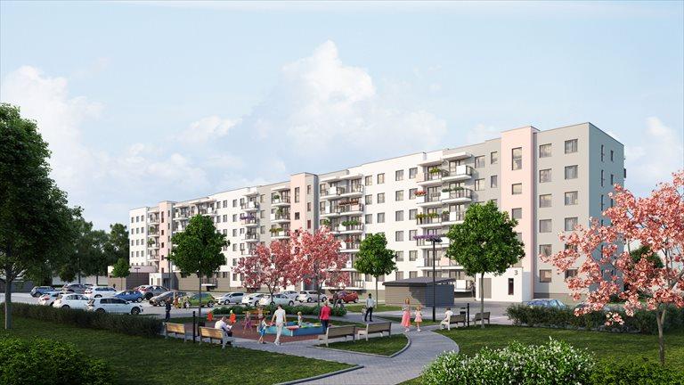 Nowe mieszkanie trzypokojowe Mieszkania Zbrowskiego Radom, Gołębiów I  54m2 Foto 4